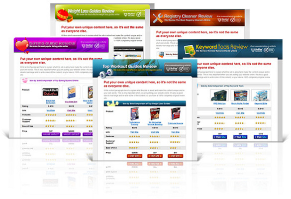 Product picture 10 Product Review Websites **NEW**