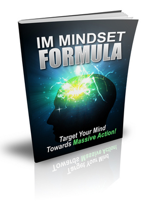 Product picture IM Mindset Formula With MRR