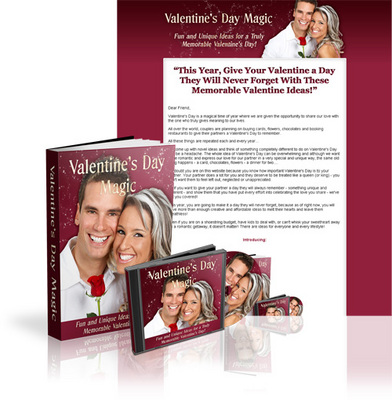 Product picture HOT Items! Valentines Day Magic **NEW MRR**