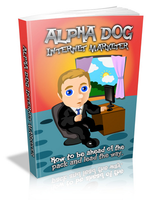 Product picture Alpha Dog Internet Marketer With MRR
