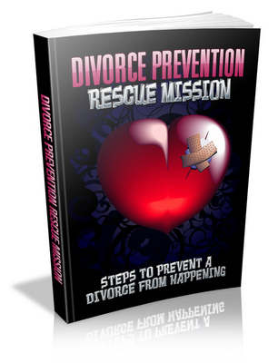 Product picture Divorce Prevention Rescue Mission With MRR