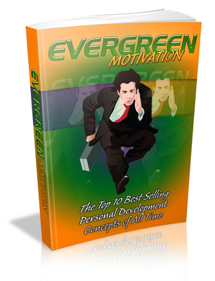 Product picture Evergreen Motivation With MRR