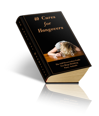 Product picture **HOT** 40 Cures For Hangovers With MRR