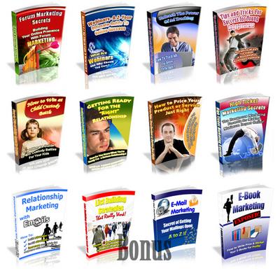Product picture Hot Item! 8 PLR Ebook Package Plus Bonus 4 PLR E-book!
